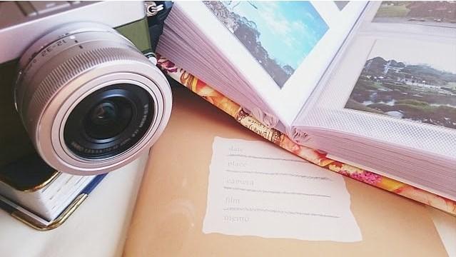 カメラマンの名刺には作品画像を入れるか?