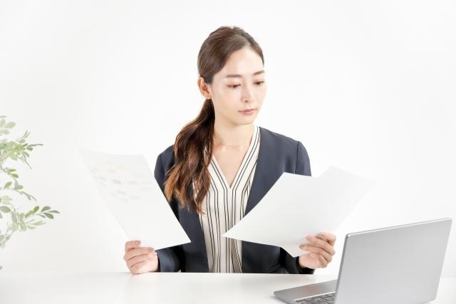 女性クリエイターに求める名刺イメージ例
